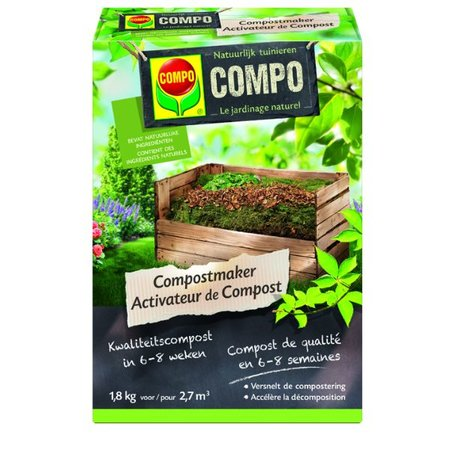 Activateur de compost Bio